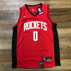 NWT Russell Westbrook Houston Rockets Jersey NEW